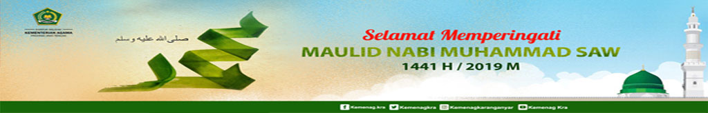 Maulid Nabi 2019